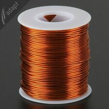 Magnet Wire, Enameled Copper, Natural, 18 AWG (gauge), 200C, 1 lb, 200 ft