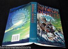 Philip Reeve - Infernal Devices - 1st Ed HC DJ
