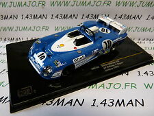 voiture 1/43 IXO 24 Heures MANS MATRA MS670B #10 1973 LMC115 BELTOISE