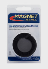 "Magnet Source Magnetic Tape w/ Adhesive Flexible Craft Magnet 1"" x 30"" L 07053"