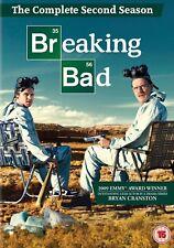 Breaking Bad Complete Season 2 DVD (4-Disc Set) - New & Sealed - Series 2