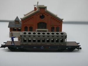 Spur H0   Ladegut Dieselmotor Schiffsdiesel Kurbelgehäuse
