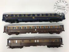 """ACME 55202 treni FS direttissimi """"Freccia del Sud"""" """"Treno del sole"""" set di 3"""