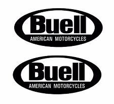 2x  Buell Motorcycle Aufkleber Sticker Vinil Decal 235