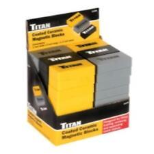 Titan 1199 48 48 Piece Coated Ceramic Magnetic Block Display 119948