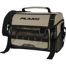 Plano PLAB37121 Weekend Series 3700 Size Softsider Tackle Bag Tan Boxes Bags