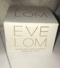 Eve Lom Moisture Mask 3.3oz, 100ml Skincare Moisturizing Mask New In Box