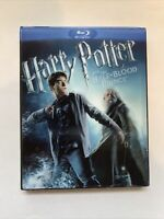 Harry Potter and the Half-Blood Prince w/ Slipcover (Bluray/DVD, 2009)[BUY2GET1]