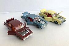 Lot Of 4 IMPY Cars Taunus 12M / Imperial / Ford Corsair - Road-Master Super Cars