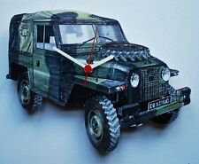 Land Rover Lightweight Series Clock - WT27