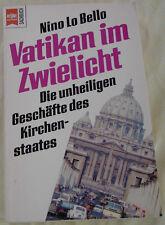Vatikan im Zwielicht   Die unheiligen Geschäfte des Kirchenstaates