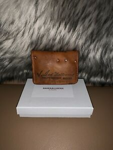 Handmade Baseball Gloves Credit  Card Holder (Ted Williams)
