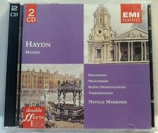 Haydn: Masses (CD, Oct-1995, 2 Discs, EMI Music Distribution) (cd7199)
