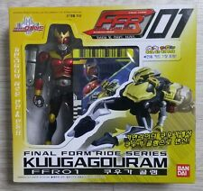Bandai Kamen Masked Rider Kuugagouram FFR01 Final Form Ride Action figure