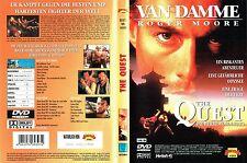 (DVD) The Quest - Die Herausforderung -  Jean-Claude Van Damme, Roger Moore