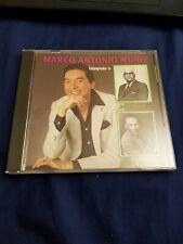 Marco Antonio Muñiz Interpreta A Pedro Flores Y Rafael Hernandez CD 1995