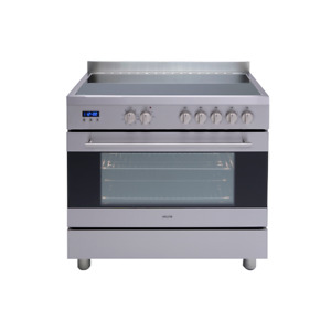 Euro EV900EESX 90cm Electric Freestanding Oven