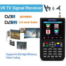 More details for ibravebox v9 tv hd smart satellite signal meter,finder receiver fta dvb-s/s2