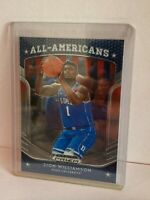 Zion Williamson 2019-20 ROOKIE PANINI PRIZM ALL-AMERICANS DRAFT DUKE/PELICANS