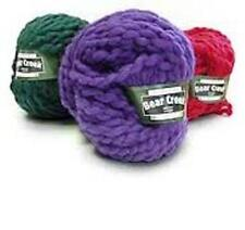 Kraemer Bear Creek Super Bulky Yarn U.S. 17 Needle 130 Yds. Made in U.S.
