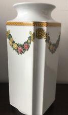 Rosenthal vaso porcellana 24 cm. listino 116,00 euro scontato del 50%