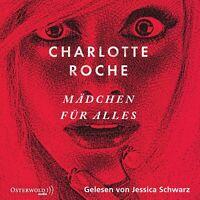JESSICA SCHWARZ - CHARLOTTE ROCHE: MÄDCHEN FÜR ALLES 6 CD NEW