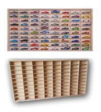 Display For Hot Wheels Diecast Car Matchbox 1/64 Wooden Unit Shelf Toy Storage