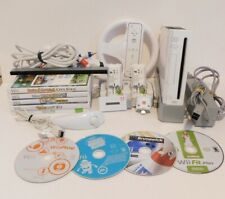 Nintendo Wii RVL-001 Lot Tested Working