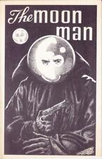 THE MOON MAN by Frederick Davis-TEN DETECTIVE ACES-pulp hero reprints