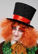 Deluxe Velvet Mad Hatter Top Hat