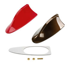 Car Roof Radio AM/FM Signal Shark Fin Aerial Antenna Universal Fit For BMW