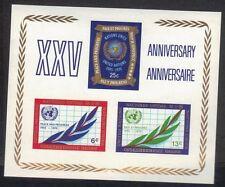 United Nations New York Scott # 212 Souvenir Sheets M OG NH