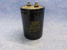 Siemens Germany Sikorel 22000µF 63V Capacitor B41554-B8229-Q