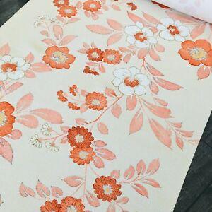 Vintage Japanese Silk Tsumugi Kimono Fabric Lot 10 Pieces Remnants Bundle