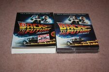 Back to the Future: 25th Anniversary Trilogy (DVD, 2010, 7-Disc Set, With Movie