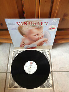 Van Halen - 1984 Warner-Records 1983 First Press OIS