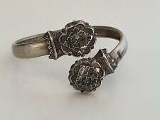 Victorian Sterling Silver Handmade Bracelet