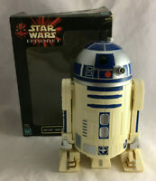 Vintage 1998 Star Wars Episode 1 Phantom Menace R2-D2 Art Center w/ Box