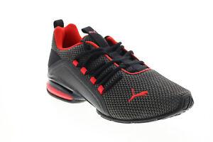 Puma Axelion LS 19438401 Mens Gray Mesh Cross Training Athletic Shoes 8