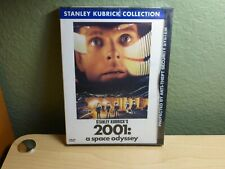 2001: A Space Odyssey (Dvd, Kubrick Collection Widescreen) Warner Snapcase New