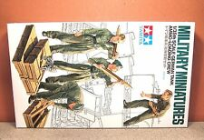 1/35 TAMIYA GERMAN TANK AMMO-LOADING CREW MODEL KIT # 35188