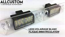 LED LICENSE PLATE LIGHT TRUNK BULB WHITE for AUDI A3 8L 1996-00 S3 Sline Quattro