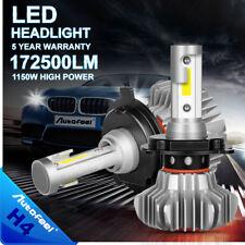H4 HB2 1150W LED Headlight Kit Bulbs Hi/Lo Beam 6000K Replace HID Halogen Globes