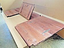 FSC Treble Wooden Compost Bin Lid