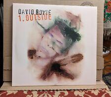 David Bowie - 1. Outside, B/W SWIRL Vinyl LP, Friday Music, Audiophile, 2019