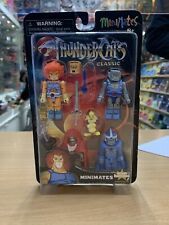 Thundercats Minimates Icon Heroes Series 1 MOC Brand New!!