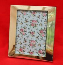 MARKS & SPENCER:   SILVER PLATED HEAVYWEIGHT PHOTOGRAPH FRAME - GOOD CONDIT!