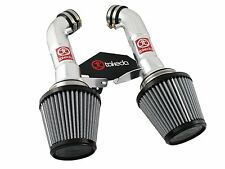 TAKEDA 2008-2013 INFINITI G37 COUPE 3.7L V6 POLISHED AIR INTAKE SYSTEM