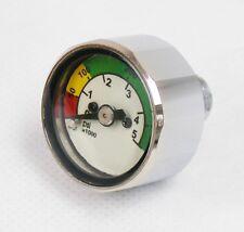 OTG Scuba Diving Pony Bottle Pressure Gauge (Mini SPG) - Bar/PSI/Nitrox #OG-23
