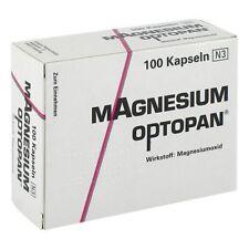 MAGNESIUM OPTOPAN Kapseln 100St PZN 07349680